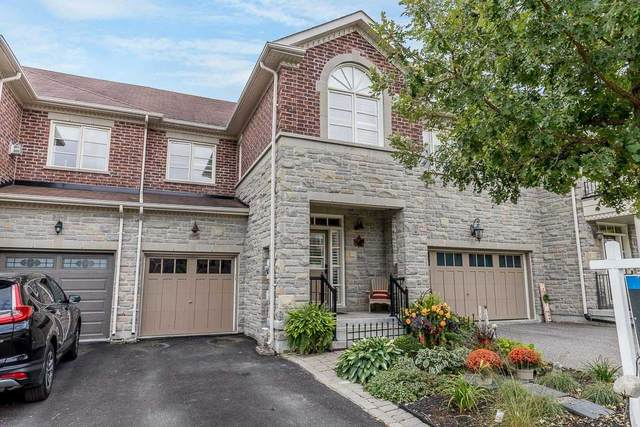 393 William Dunn Cres, Newmarket, ON L3X 3L3 (#N4918976) :: The Ramos Team