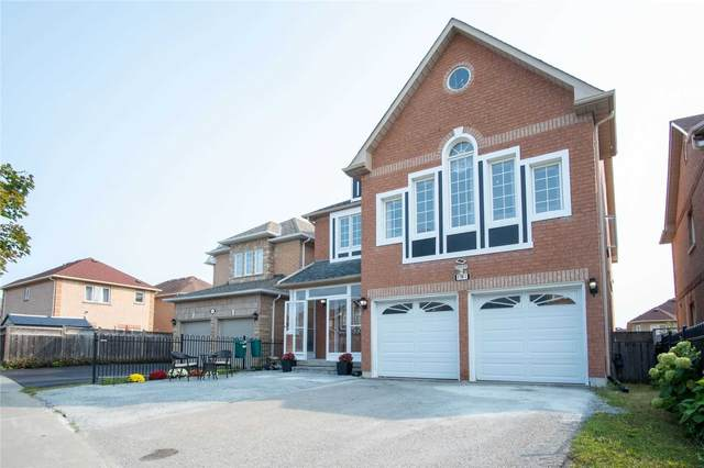 191 Coppard Ave, Markham, ON L3S 4A6 (#N4919014) :: The Ramos Team
