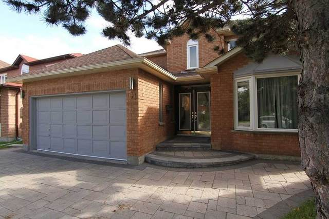 63 Lagani Ave, Richmond Hill, ON L4B 3C7 (#N4919186) :: The Ramos Team