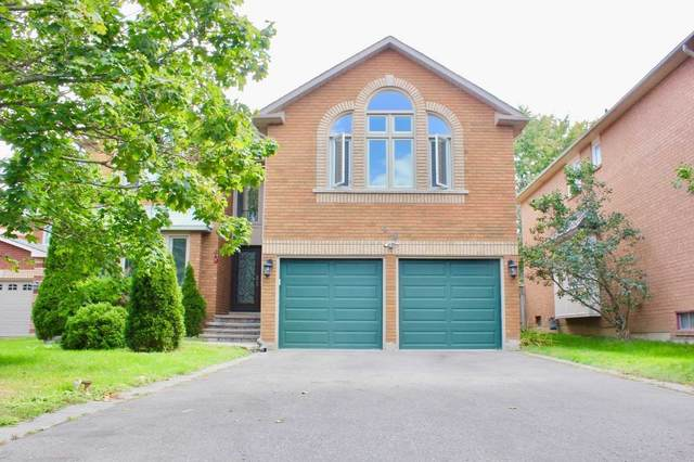 419 Devanjan Circ, Newmarket, ON L3Y 8H5 (#N4919718) :: The Ramos Team