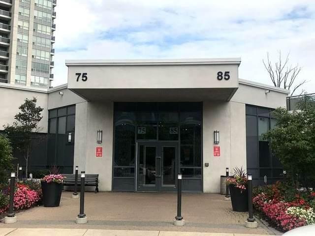 75 North Park Rd #805, Vaughan, ON L4J 0H8 (#N4919785) :: The Ramos Team