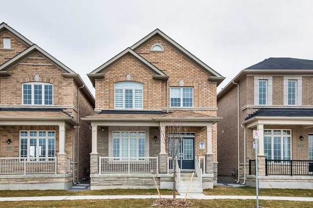 269 William Forster Rd, Markham, ON L6B 0T7 (#N4919796) :: The Ramos Team