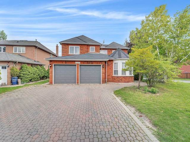 199 Savage Rd, Newmarket, ON L3X 1S8 (#N4920129) :: The Ramos Team