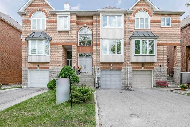 71 Thornway Ave, Vaughan, ON L4J 7Z5 (#N4920168) :: The Ramos Team
