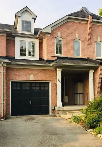 119 Banbrooke Cres, Newmarket, ON L3X 2W7 (#N4920172) :: The Ramos Team