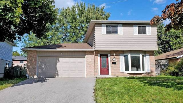 743 Greenfield Cres, Newmarket, ON L3Y 3B2 (#N4920344) :: The Ramos Team