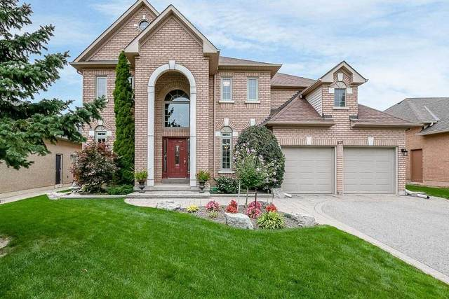 816 Quantra Cres, Newmarket, ON L3X 1M8 (#N4920843) :: The Ramos Team