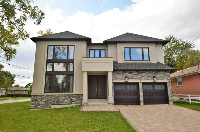 220 Sussex Ave, Richmond Hill, ON L4C 2G2 (#N4920886) :: The Ramos Team