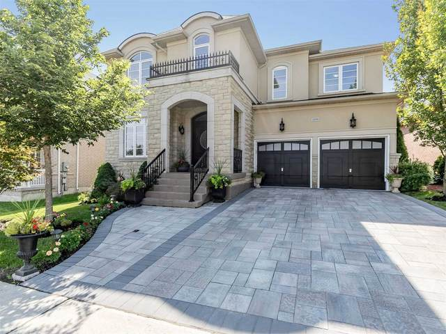 1058 Bob Scott Crt, Newmarket, ON L3X 3L7 (#N4921375) :: The Ramos Team