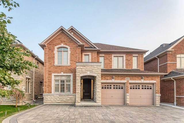 84 Thornhill Ravines Cres, Vaughan, ON L6A 4K2 (#N4921851) :: The Ramos Team