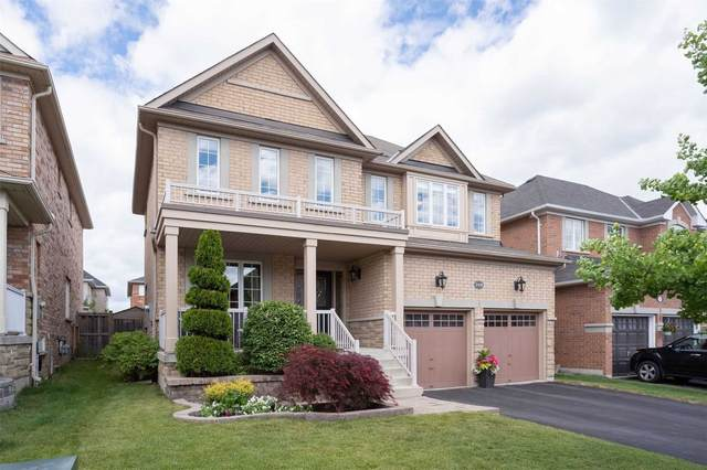 219 Carrier Cres, Vaughan, ON L6A 0T4 (#N4921992) :: The Ramos Team