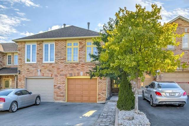 32 Wedgewood Pl, Vaughan, ON L4K 4X6 (#N4922392) :: The Ramos Team