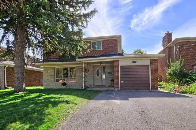 760 Gorham St, Newmarket, ON L3Y 1L6 (#N4922523) :: The Ramos Team