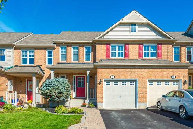 45 Dougherty Cres, Whitchurch-Stouffville, ON L4A 0A1 (#N4922833) :: The Ramos Team