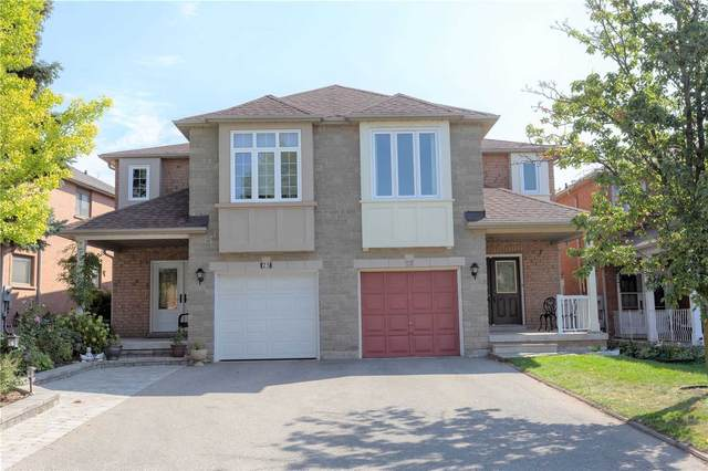 27 Alberta Dr, Vaughan, ON L4K 4X4 (#N4923232) :: The Ramos Team