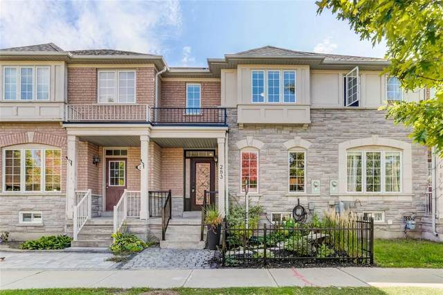 283 Bantry Ave, Richmond Hill, ON L4B 4M8 (#N4923251) :: The Ramos Team