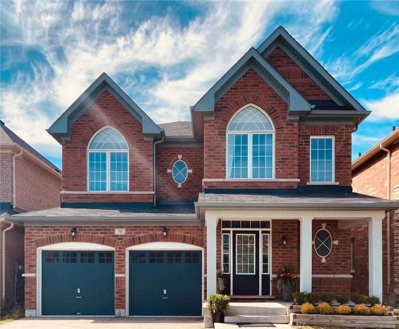 70 Edgevalley Rd, Whitchurch-Stouffville, ON L4A 1X2 (#N4924148) :: The Ramos Team
