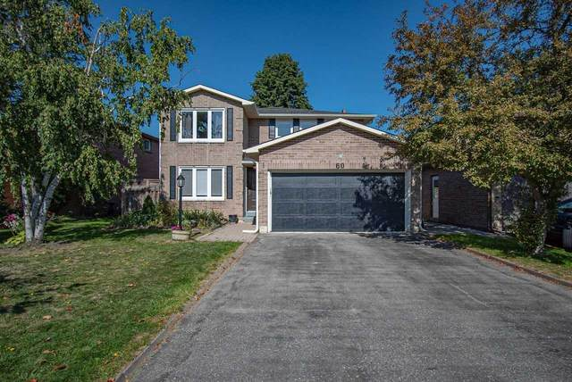 60 Eastwood Cres, Markham, ON L3P 5Z9 (#N4926388) :: The Ramos Team