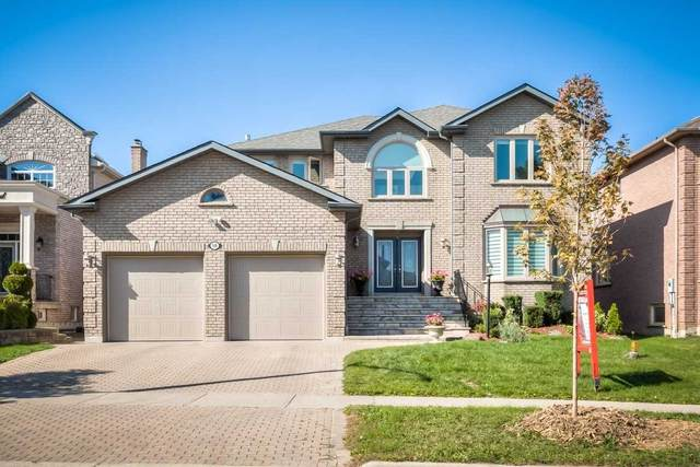 58 Leicester Rd, Richmond Hill, ON L4B 3V6 (#N4926496) :: The Ramos Team