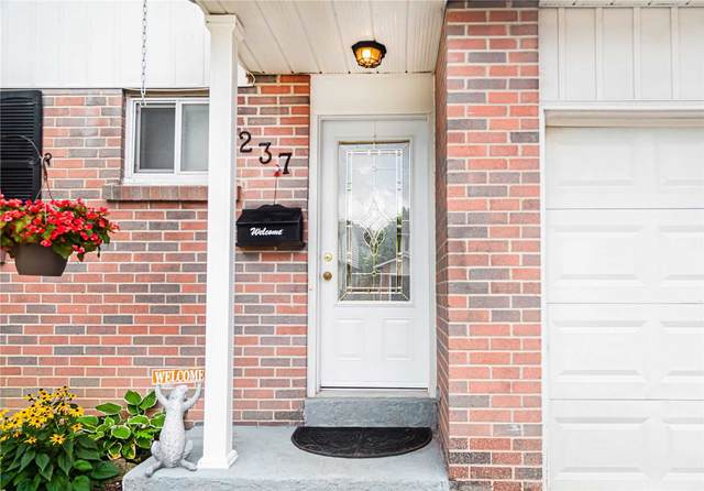 237 Thoms Cres, Newmarket, ON L3Y 1C9 (#N4926746) :: The Ramos Team