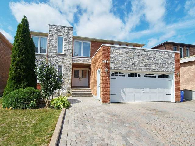 8 Highbridge Rd, Richmond Hill, ON L4B 1Y2 (#N4926874) :: The Ramos Team