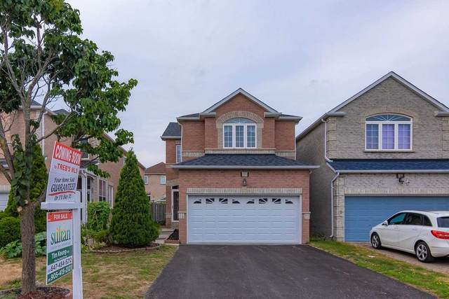 10 Penfield Dr, Markham, ON L3S 4E2 (#N4928897) :: The Ramos Team