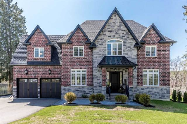 41 Valley Rd, Whitchurch-Stouffville, ON L4A 7X3 (#N4929542) :: The Ramos Team