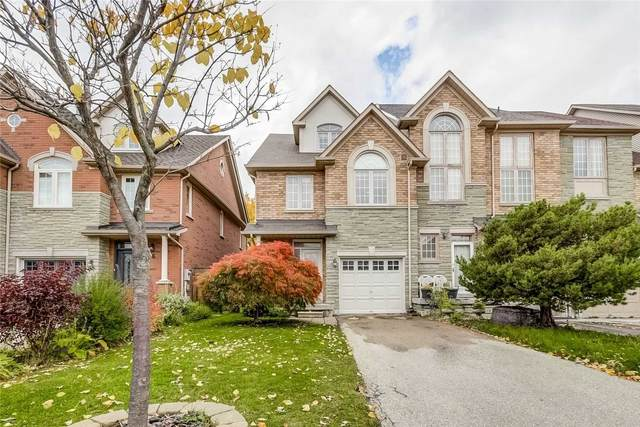 12 Foxchase Ave, Vaughan, ON L4H 9H1 (#N4963988) :: The Johnson Team
