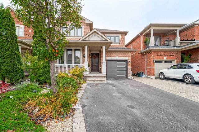 103 Saint Damian Ave, Vaughan, ON L4H 2L5 (MLS #N4968805) :: Forest Hill Real Estate Inc Brokerage Barrie Innisfil Orillia