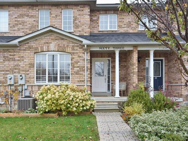 63 Sonoma Blvd, Vaughan, ON L4H 2M5 (MLS #N4969051) :: Forest Hill Real Estate Inc Brokerage Barrie Innisfil Orillia