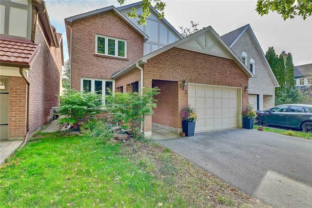 103 Mcmorran Cres, Vaughan, ON L4J 2T4 (MLS #N4969247) :: Forest Hill Real Estate Inc Brokerage Barrie Innisfil Orillia