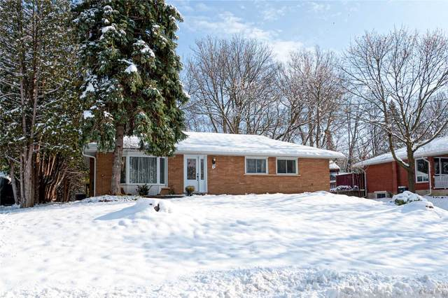 71 Belfry Dr, Newmarket, ON L3Y 3E9 (#N5002231) :: The Ramos Team