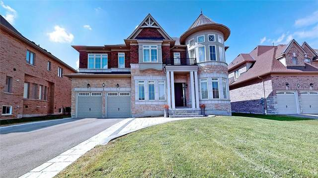 14 Somer Rumm Crt, Whitchurch-Stouffville, ON L4A 1X8 (#N5082156) :: The Johnson Team