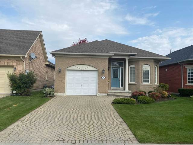 19 Lord Byron Rd, Whitchurch-Stouffville, ON L4A 1L6 (#N5082984) :: The Johnson Team