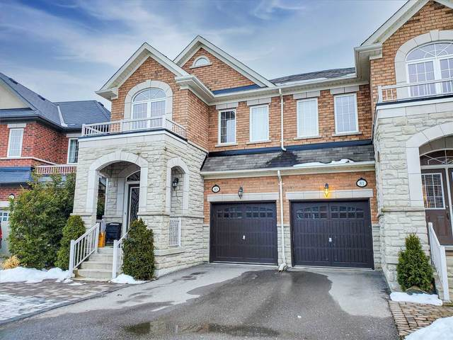 83 Paperbark Ave, Vaughan, ON L6A 0Y2 (#N5085863) :: The Johnson Team