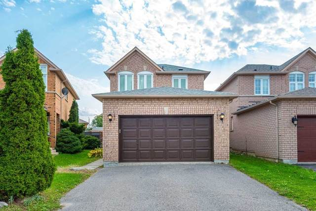 57 Woodhaven Cres, Richmond Hill, ON L4E 3T2 (#N5087938) :: The Johnson Team