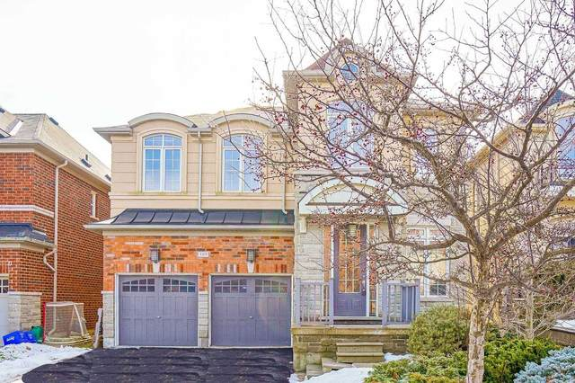 169 William Bowes Blvd, Vaughan, ON L6A 4B2 (#N5088595) :: The Johnson Team