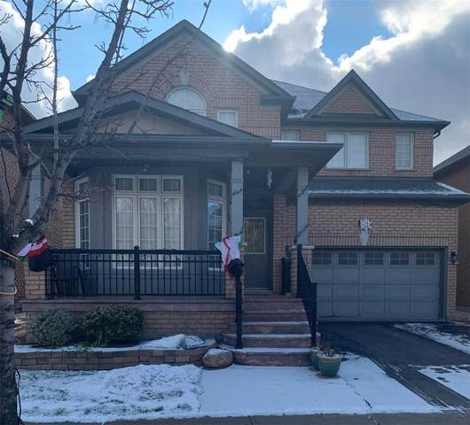 11 Comdel Blvd, Vaughan, ON L4H 2E6 (#N5088970) :: The Johnson Team