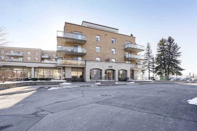 2502 Rutherford Rd #522, Vaughan, ON L4K 5N6 (#N5088975) :: The Johnson Team