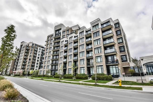 131 Upper Duke Cres #506, Markham, ON L6G 0C9 (MLS #N5090884) :: Forest Hill Real Estate Inc Brokerage Barrie Innisfil Orillia