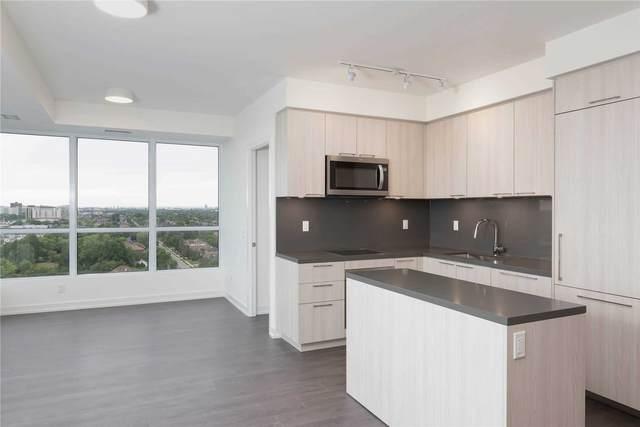 7089 Yonge St #2508, Markham, ON L3T 2A7 (MLS #N5091762) :: Forest Hill Real Estate Inc Brokerage Barrie Innisfil Orillia