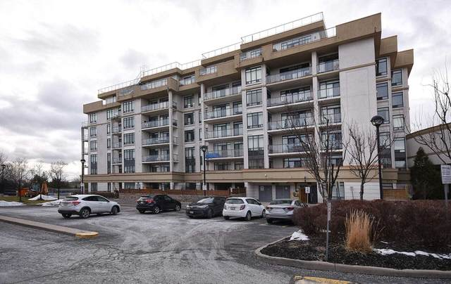 11121 Yonge St #504, Richmond Hill, ON L4C 0S7 (MLS #N5091778) :: Forest Hill Real Estate Inc Brokerage Barrie Innisfil Orillia