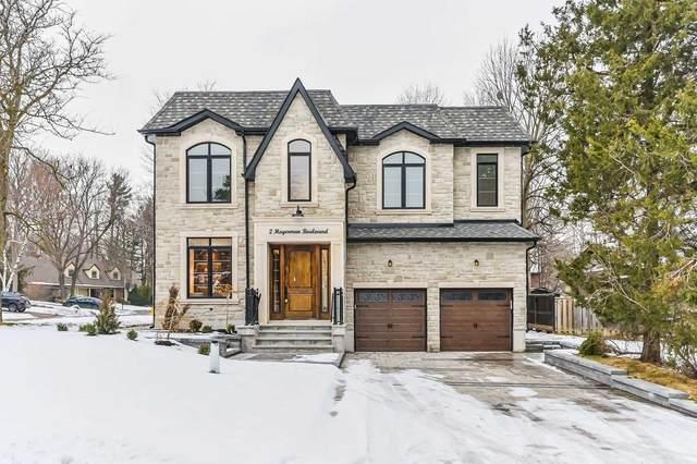 2 Hagerman Blvd, Markham, ON L3R 2A7 (MLS #N5091949) :: Forest Hill Real Estate Inc Brokerage Barrie Innisfil Orillia