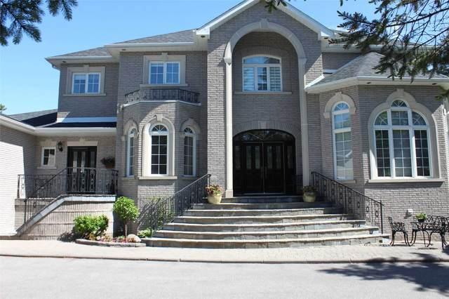 2 Mcroberts Pl, Aurora, ON L4G 6X2 (MLS #N5101024) :: Forest Hill Real Estate Inc Brokerage Barrie Innisfil Orillia