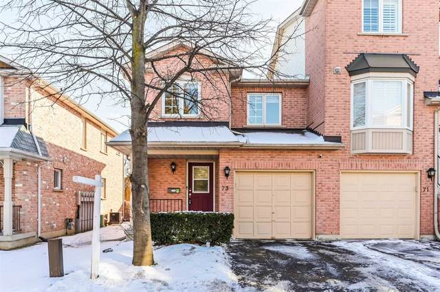 73 Rougehaven Way, Markham, ON L3P 7W5 (MLS #N5107371) :: Forest Hill Real Estate Inc Brokerage Barrie Innisfil Orillia
