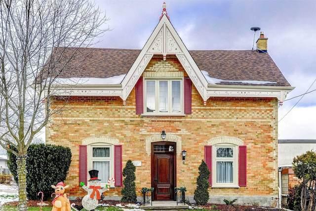 6 Church St, King, ON L0G 1T0 (MLS #N5110360) :: Forest Hill Real Estate Inc Brokerage Barrie Innisfil Orillia