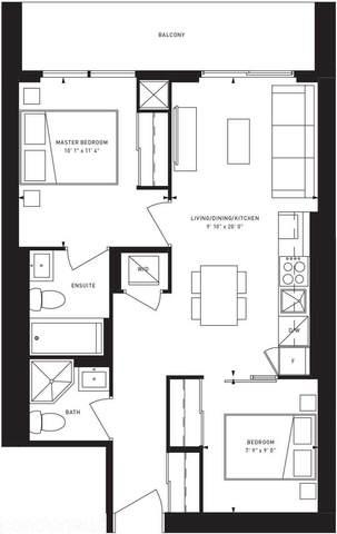 950 Portage Pkwy #4615, Vaughan, ON L4K 3Y8 (MLS #N5110934) :: Forest Hill Real Estate Inc Brokerage Barrie Innisfil Orillia