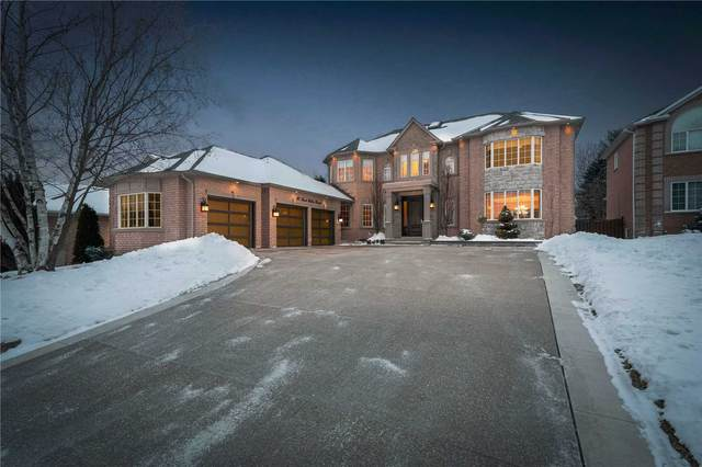 10 Foot Hills Rd, Vaughan, ON L6A 2V6 (#N5112942) :: The Johnson Team