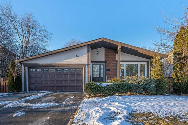 24 Sunnywood Cres, Richmond Hill, ON L4C 6W3 (MLS #N5113285) :: Forest Hill Real Estate Inc Brokerage Barrie Innisfil Orillia