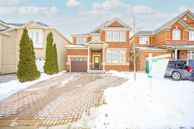 4 Trelawny Rd, Markham, ON L6E 1K1 (#N5116038) :: The Johnson Team
